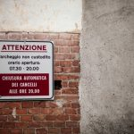 italian-sign-wall-typography